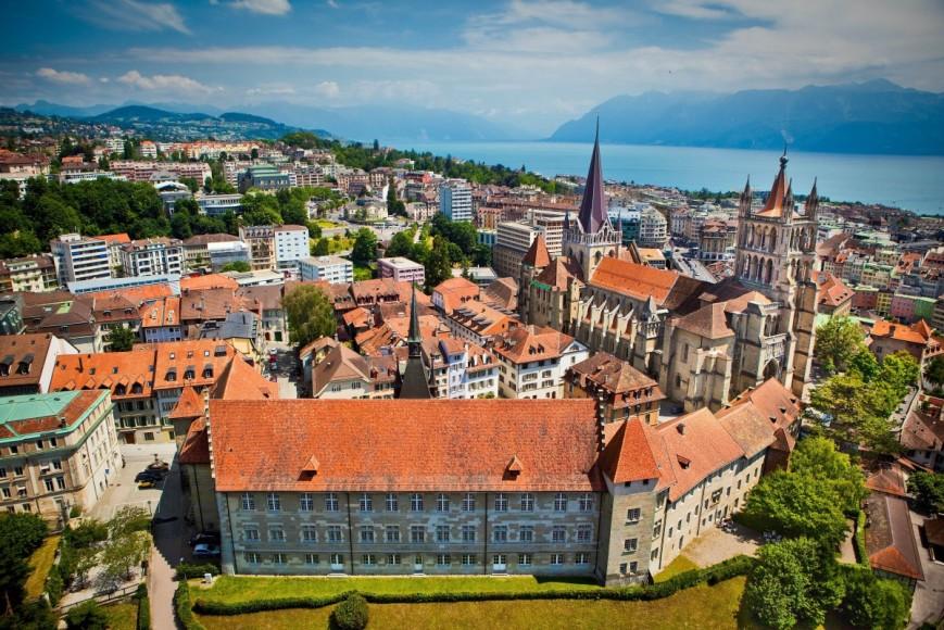 Lausanne-ville