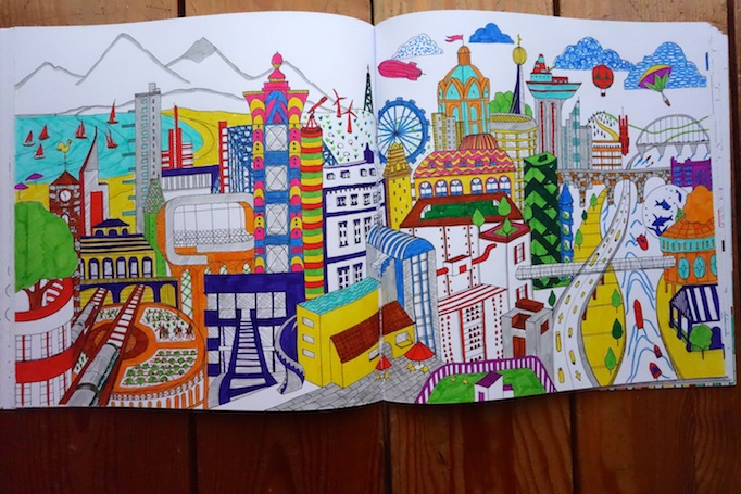 Adult Colouring Books Are Everywhere At The Moment In Every Book Shop Stationary Store And All Over Internet I Can Totally See Why